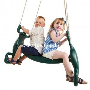 διπλό κάθισμα κούνια